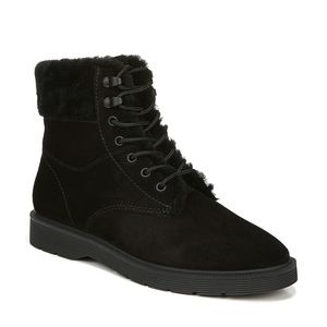 Vince Hayes Water Repellent Shearling Hiker Boot
